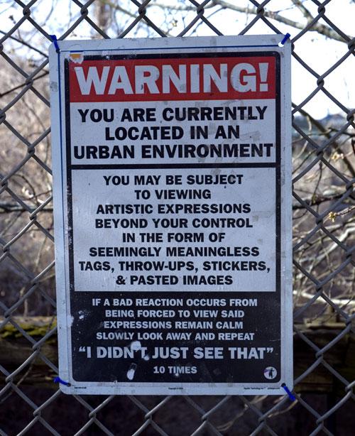 Urban Warning