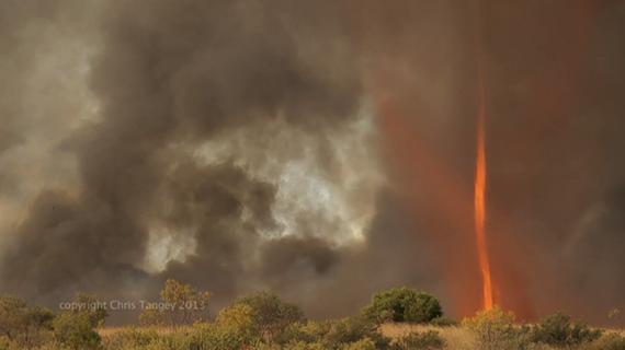 Fire + Tornado = Fire Tornado - Megan Garber - The Atlantic