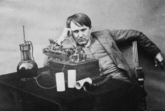 Thomas Edison and the Cult of Sleep Deprivation - Olga Khazan - The Atlantic