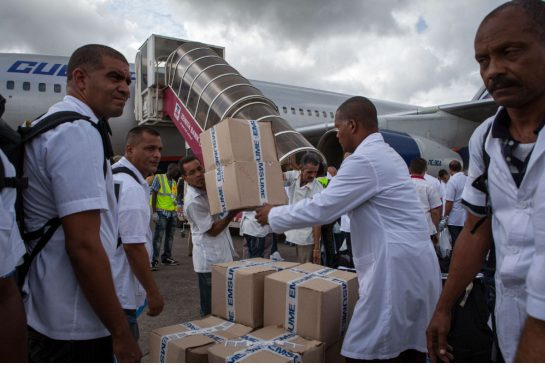 In the medical response to Ebola, Cuba is punching far above its weight - The Washington Post