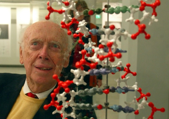 Why the Scientist Who Discovered DNA Is Selling His Nobel Prize - The Atlantic