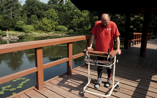 BBC - Future - The operation making paralysed walk for first time