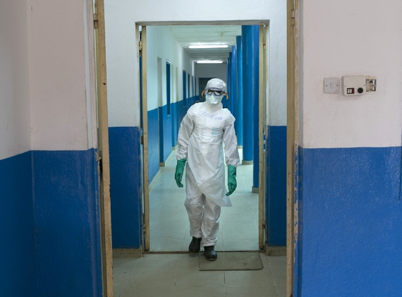 Ebola May Be Mutating - The Atlantic