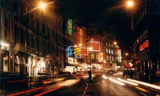 Nightwalking: a subversive stroll through the city streets   Books   The Guardian