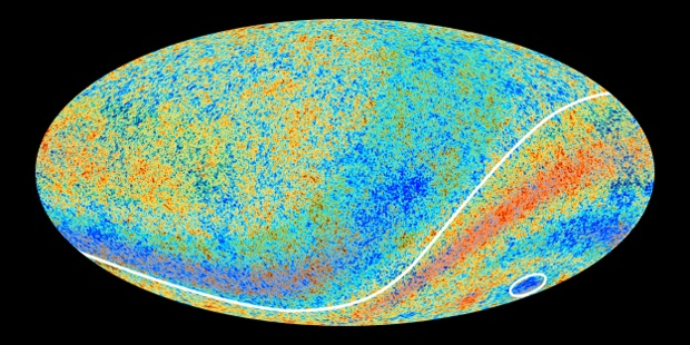 Astronomers discover largest known structure in the universe is ... a big hole | Science | The Guardian