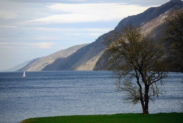 Google Maps lets you search for the Loch Ness Monster from your couch | The Verge