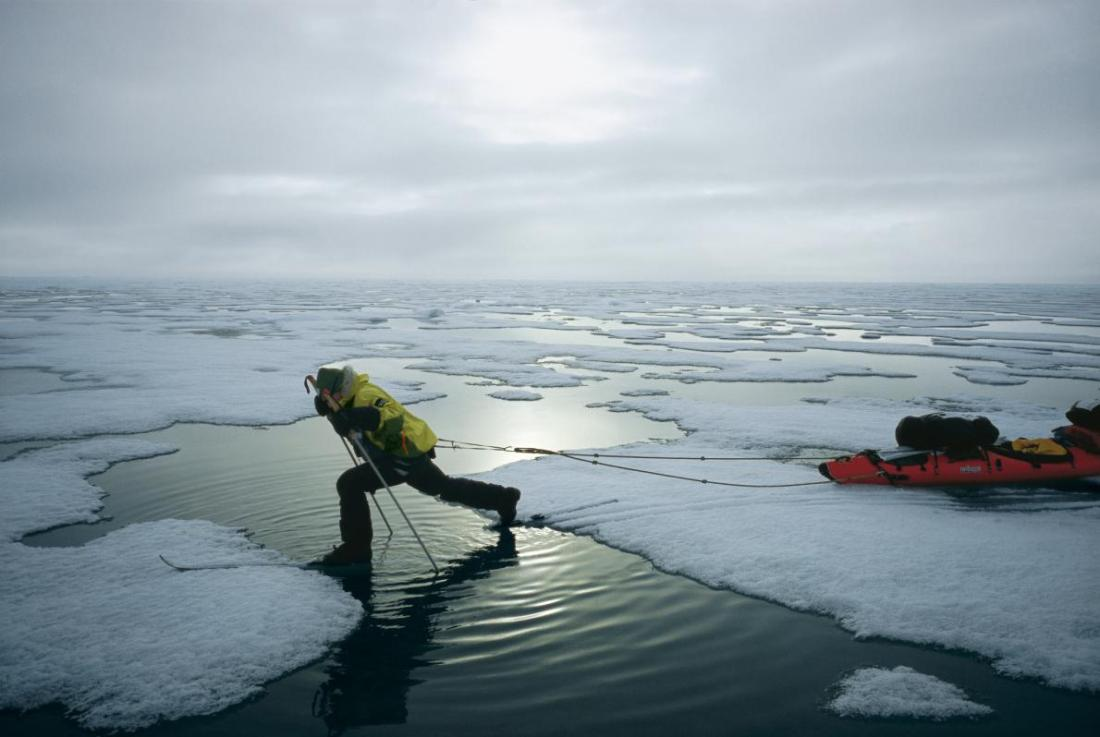 Has the Last Human Trekked to the North Pole?
