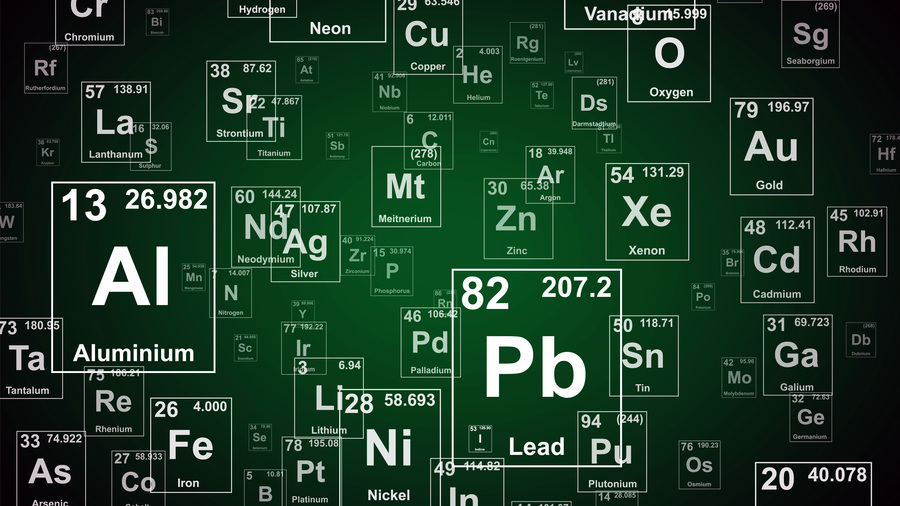 Breaking bad periodic table font les super hros et les polices en breaking bad periodic table font for kids urtaz Image collections