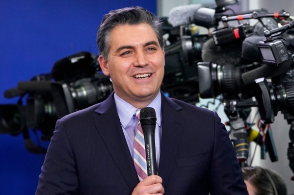 Fox backs jim acosta