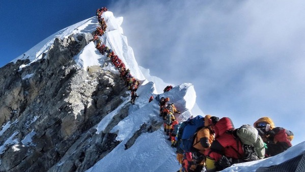 Summit crowding h