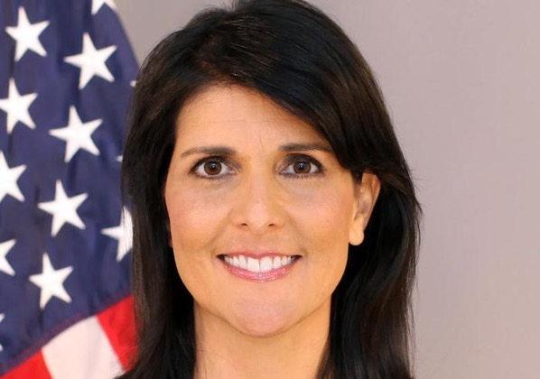 Nikki Haley official photo